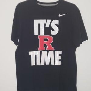 Nike Rutgers Tshirt